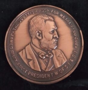 The Riley Medal