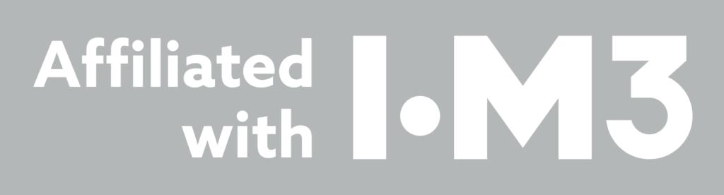 IOM3 affiliate badge